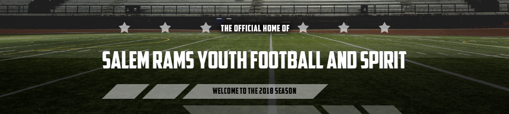 Salem Rams Youth Football and Spirit Conference, Football, , Field