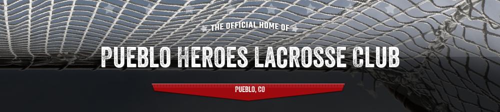 Pueblo Heroes Lacrosse Club, Lacrosse, Goal, Field