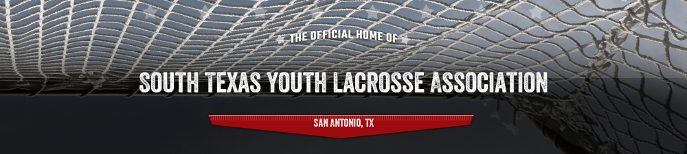 South Texas Youth Lacrosse Association, Lacrosse, Goal, Field