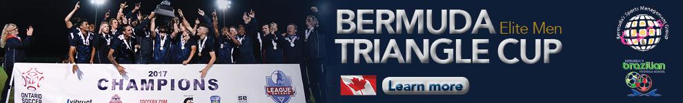 Bermuda Triangle Cup, Soccer, Goal, Field