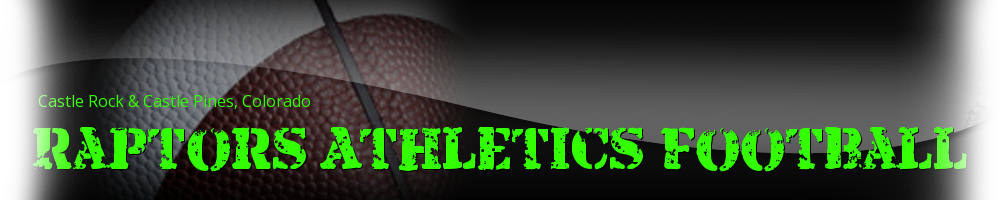 Raptor Athletics - Football, Football, Goal, Field