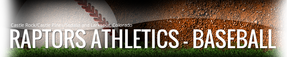 Raptor Athletics - Baseball, Baseball, Run, Field