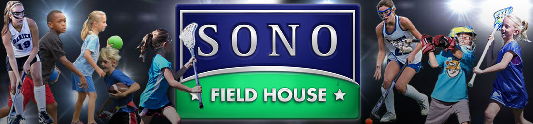 SONO Field House, Multi-Sport, Goal, Field