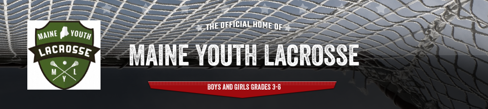 Maine Youth Lacrosse, Lacrosse, Goal, Field