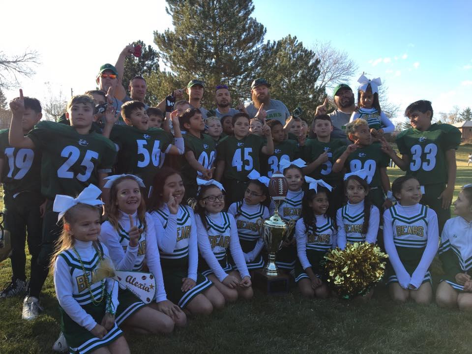 Bear Creek Junior Sports - Cheer, Other, Goal, Field