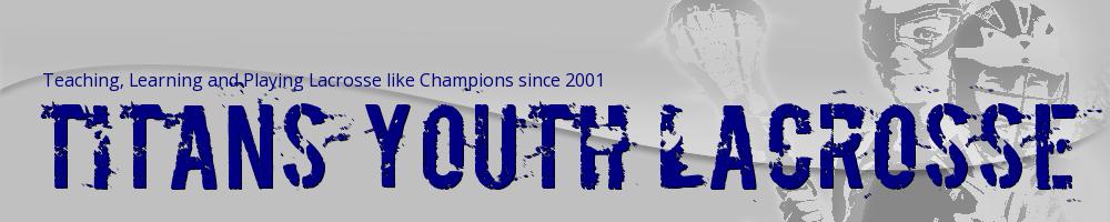 Titans Youth Lacrosse, Lacrosse, Goal, Field