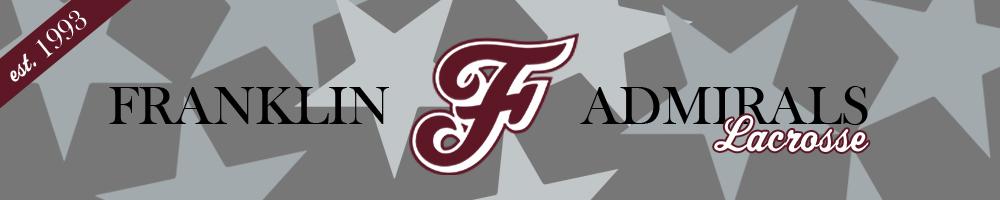 Franklin Admirals Lacrosse, Lacrosse, Goal, Field