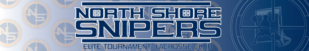 North Shore Lady Snipers, Lacrosse, Goal, Field