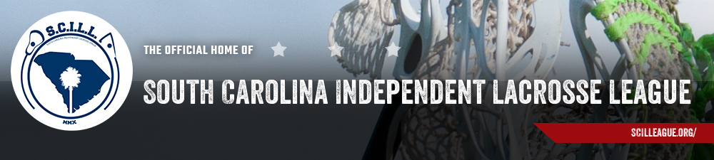 South Carolina Independent Lacrosse League, Lacrosse, Goal, Field