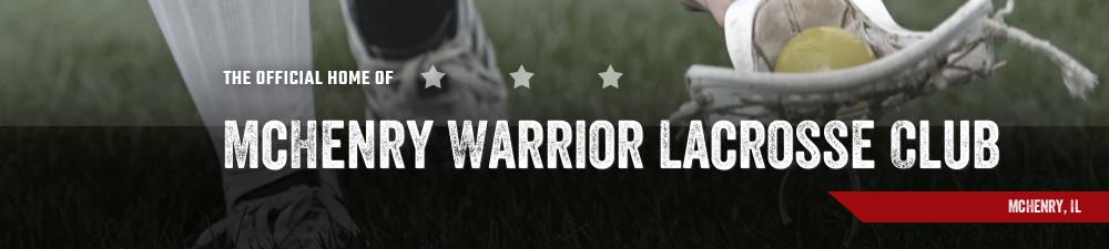 McHenry Warriors Lacrosse Club, Lacrosse, Goal, Field