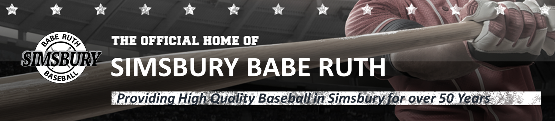 Simsbury Babe Ruth , Baseball, Run, Baseball Field