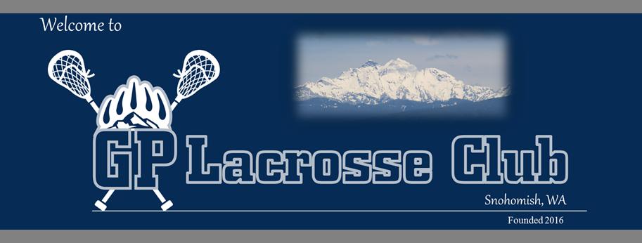 Glacier Peak Lacrosse Club, Lacrosse, Goal, Field