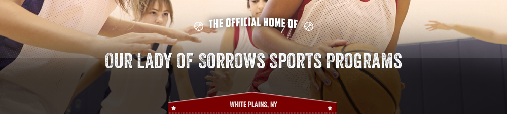 Our Lady of Sorrows Sports Programs, Basketball, Point, Court