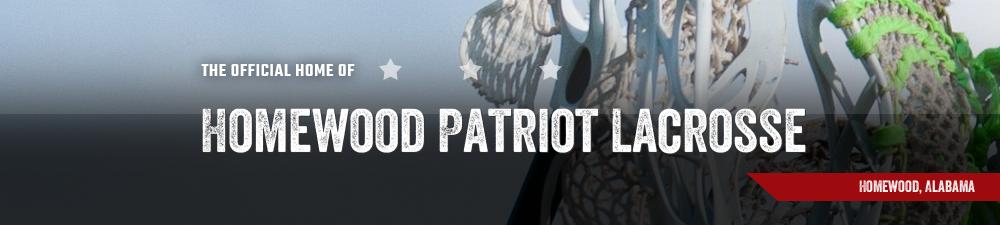 Homewood Patriot Lacrosse, Lacrosse, Goal, Field