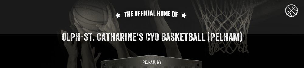 OLPH St Catharines CYO Basketball (Pelham), Basketball, Point, Court
