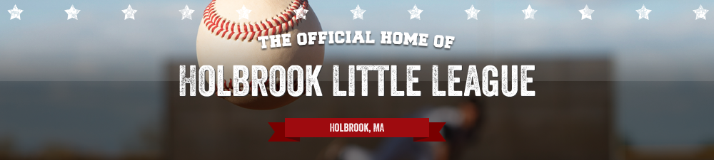 Holbrook Little League, Baseball, Run, Field