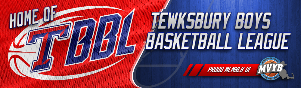 Tewksbury Boys Basketball League, Basketball, Point, Court