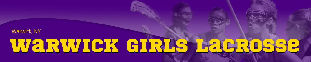 Warwick Girls Lacrosse, Girls Youth Lacrosse, , Warwick Town Park/Lacrosse Fields