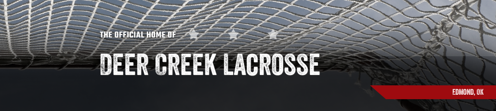 Deer Creek Lacrosse, Lacrosse, Goal, Field
