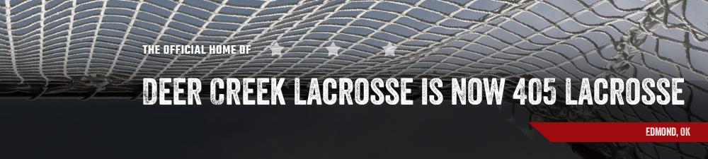 Deer Creek Lacrosse, Lacrosse, Goal, Field