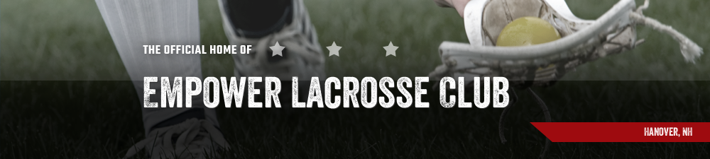 Empower Lacrosse Club, Lacrosse, Goal, Field