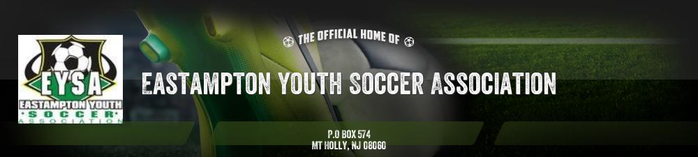 Eastampton Youth Soccer Association, Soccer, Goal, Field