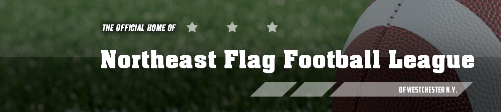 Northeast Flag Football League of Westchester, Football, Goal, Field