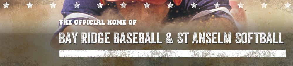 Bay Ridge Baseball and St Anselm Softball, Baseball, Run, Field