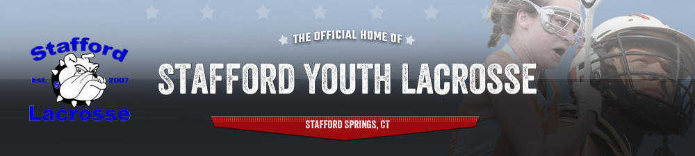 Stafford Youth Lacrosse, Lacrosse, Goal, Field