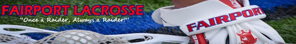 Fairport Lacrosse, Lacrosse, Goal, Field