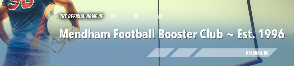 Mendham Football Booster, Football, Goal, Field