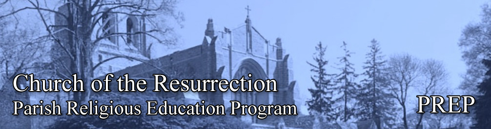 Resurrection Parish Religious Education Program, PREP, Attendance, Classroom