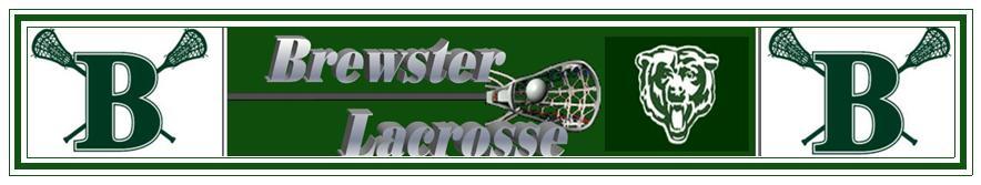 Brewster Lacrosse, Lacrosse, Goal, Field