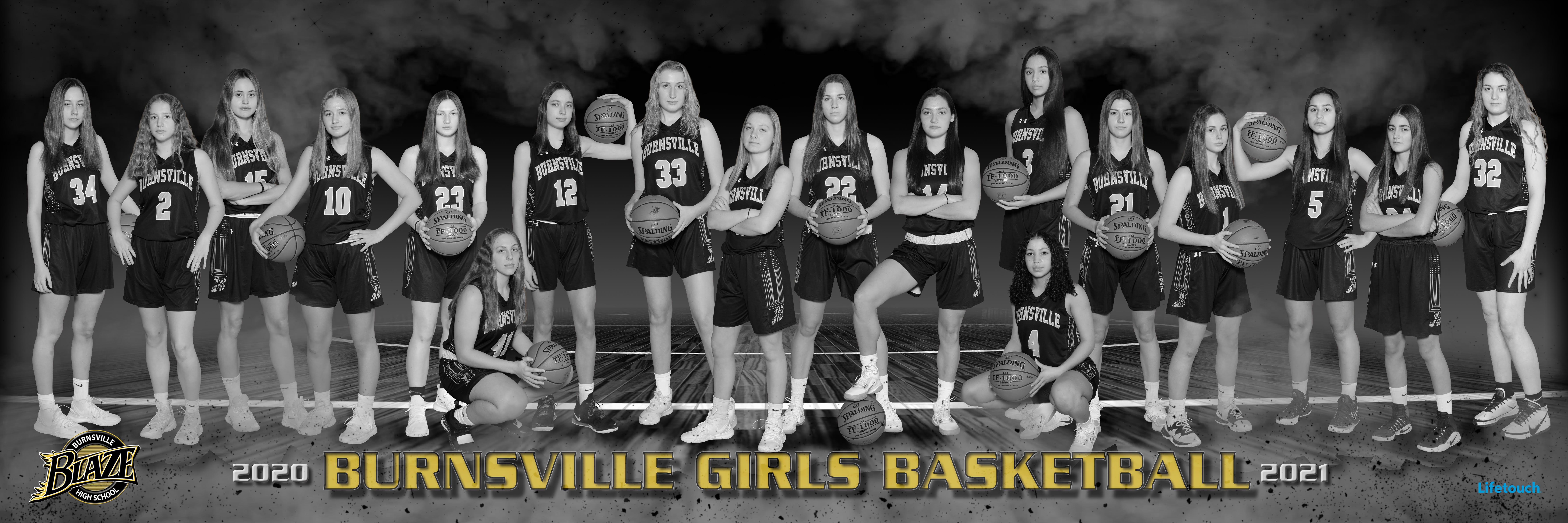 Blaze Girls High School Basketball, Basketball, Point, Court