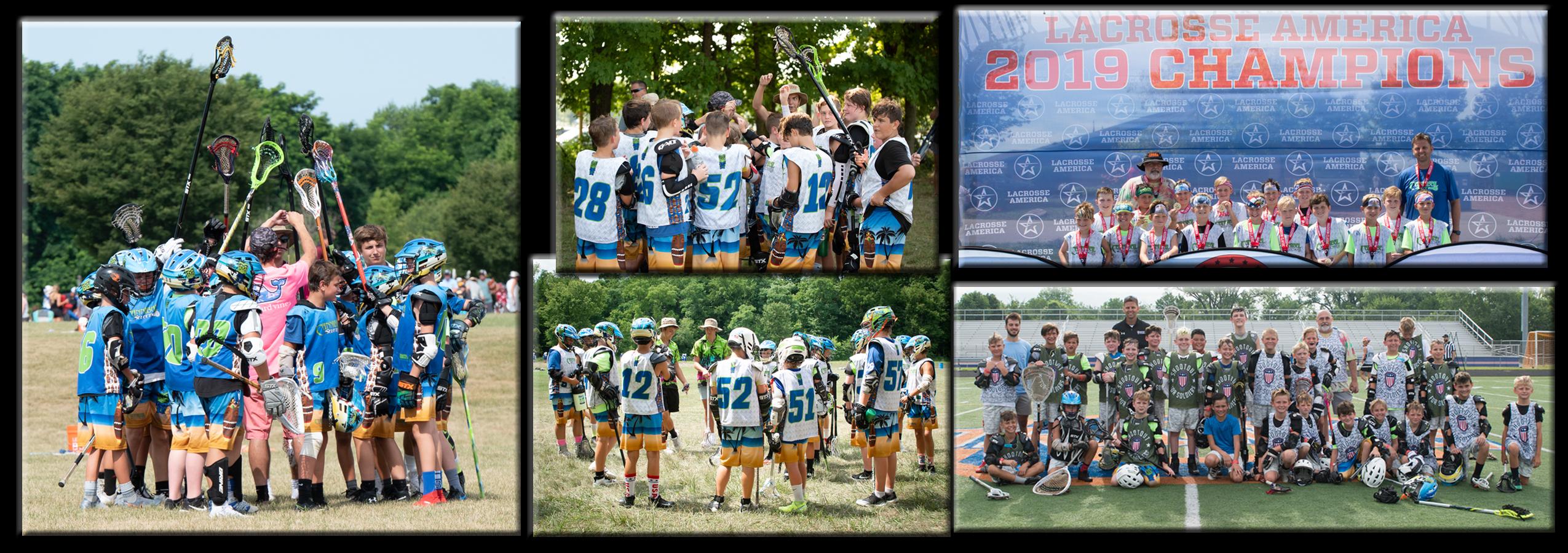 Cannibal Lacrosse, Lacrosse, Goal, Field