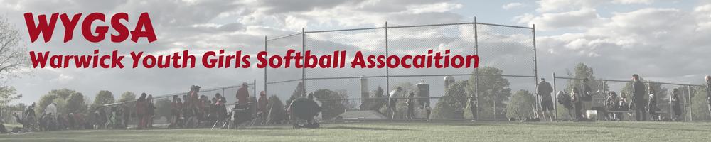 Warwick Youth Girls Softball Association, Softball, Run, Field