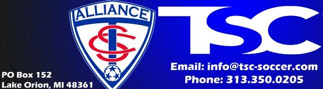 TSC Alliance Soccer Club, Soccer, Goal, Field