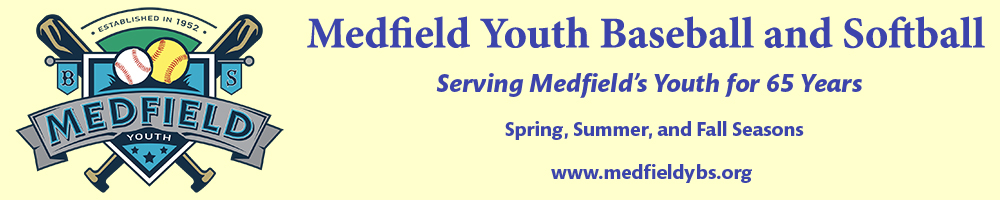 Medfield Youth Baseball and Softball, Baseball, Run, Field