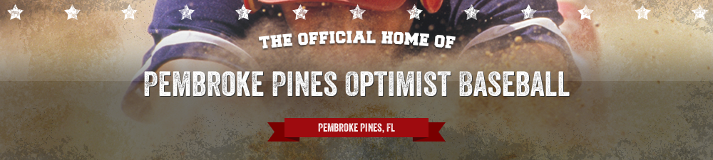 Pembroke Pines Optimist Baseball, Baseball, Run, Field