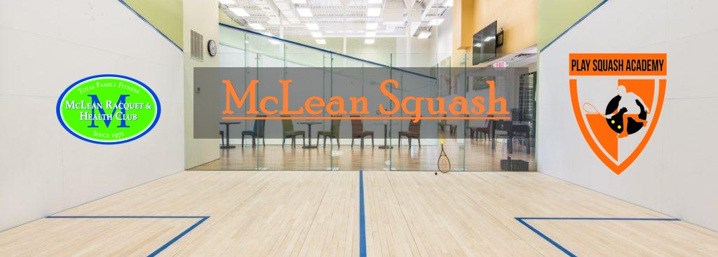 McLean Squash, Squash, Match, Court