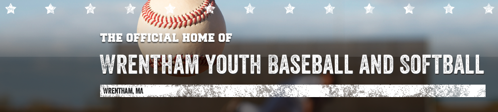 Wrentham Youth Baseball and Softball, Baseball, Run, Field