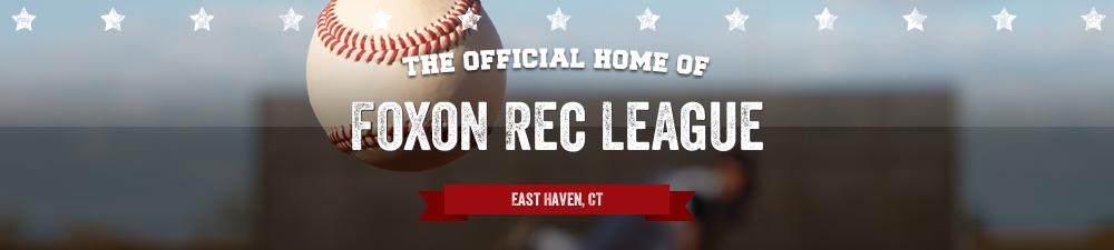 Foxon Rec League, Baseball, Run, Field