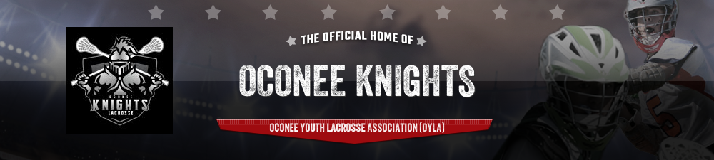 Oconee Youth Lacrosse Association, Lacrosse, Goal, Field
