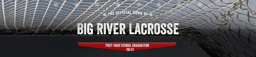 Big River Lacrosse, Lacrosse, Goal, Field