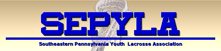 Southeastern Pennsylvania Youth Lacrosse Association, Lacrosse, Goal, Field