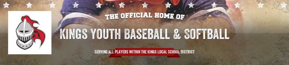 Kings Youth Baseball and Softball, Multi-Sport, Run, Field