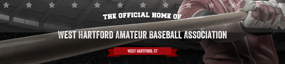 West Hartford Amateur Baseball Association, Baseball, Run, Field
