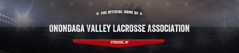 Onondaga Valley Lacrosse Association, Lacrosse, Goal, Field