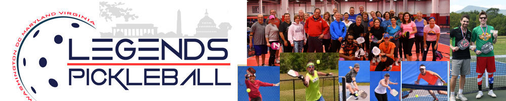 Legends Pickleball League, Pickleball, Point, Gym