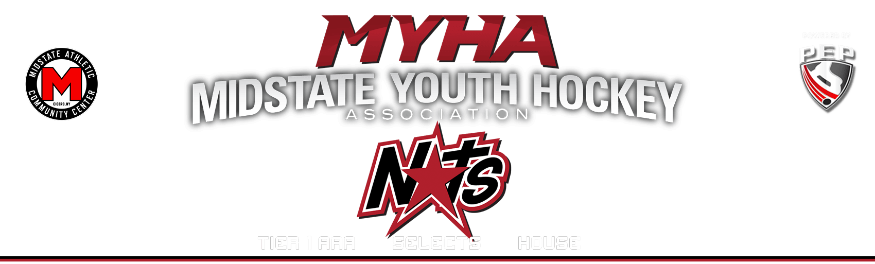 Midstate Youth Hockey Association , Hockey, Goal, Cicero Twin Rink